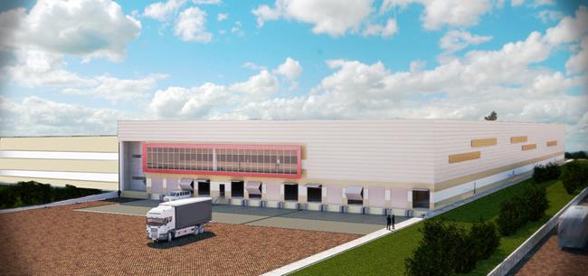 Merge Center 2 - Dell- Co autoria Cavinato Associados e Gestão de Projeto- Hortolandia SP- Bianca Sefidvash Arquitetura e Interiores