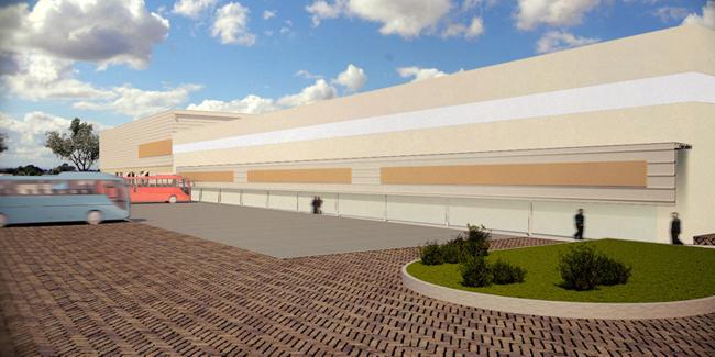 Merge Center - Dell- Co autoria Cavinato Associados e Gestão de Projeto- Hortolandia SP- Bianca Sefidvash Arquitetura e Interiores