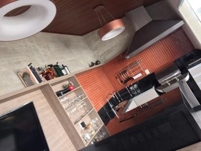 Bianca Sefidvash- Detalhe projeto Espaço Gourmet Parque Jambeiro- Campinas 2015