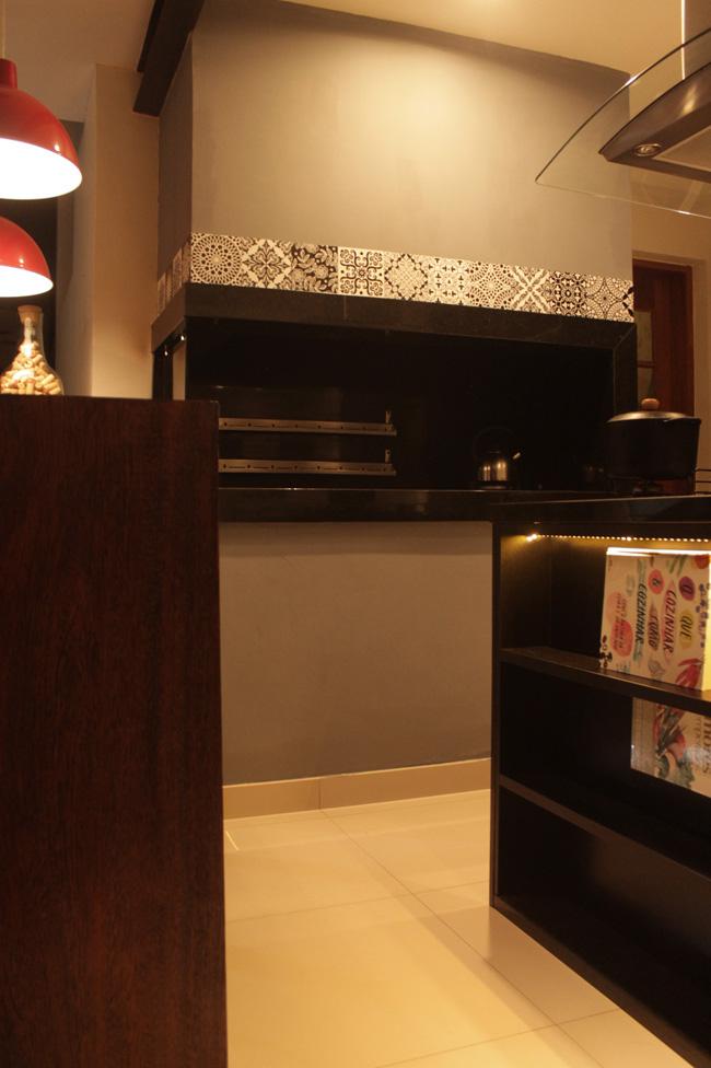S Sefidvash - Projeto Interiores -Cozinha Gourmet- Casa Zona Sul - Porto Alegre